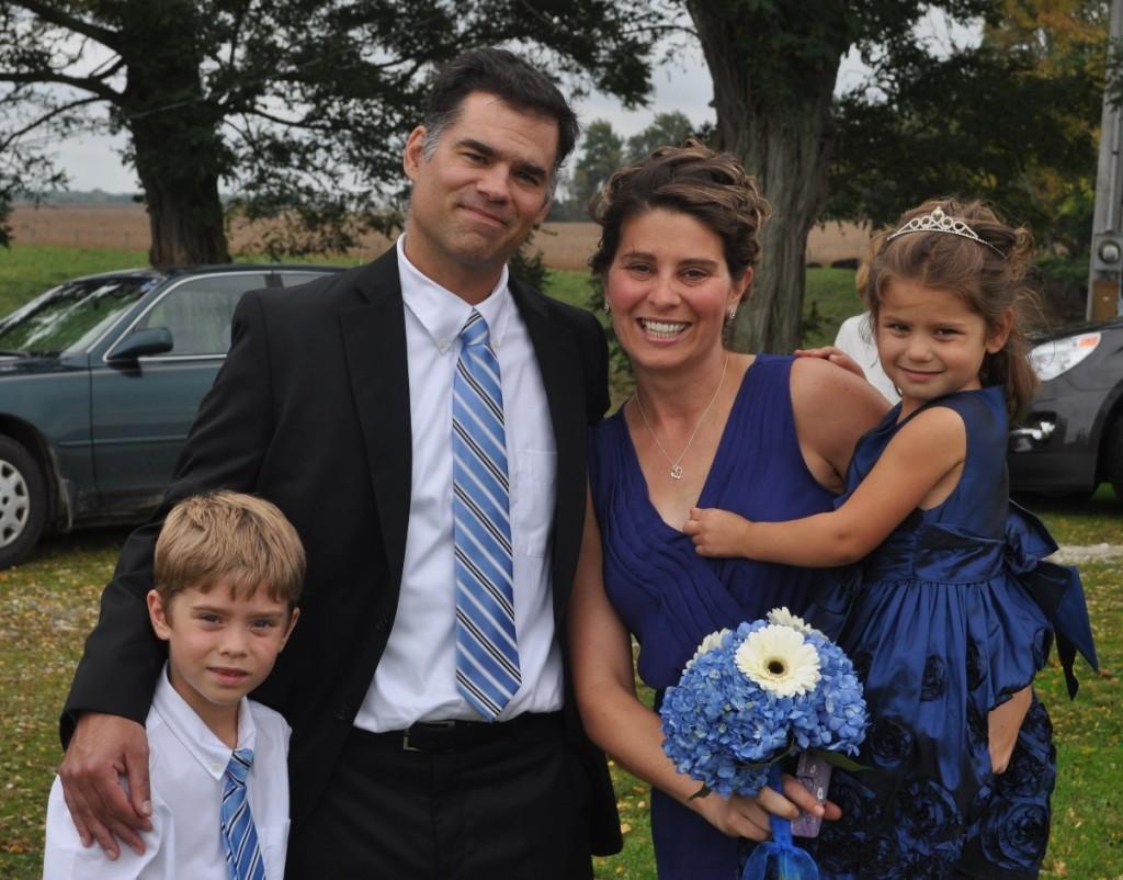 Patrick, Amy, Ryder, & Rowan
